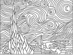 Small Picture Fine Art Coloring Pages