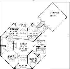 octagon house plans. 2 Story Octagon House Plans | Style - 1793 Square Foot Home, 1 A