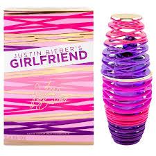 <b>Парфюмерная</b> вода <b>Justin Bieber Girlfriend</b>   Магнит Косметик