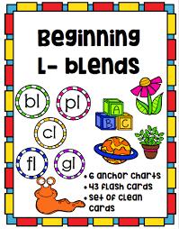 L Beginning Blends