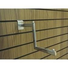 Free Standing Retail Display Units Slatwall Bracelet Display Arm This Bracelet Display Arm Is 85