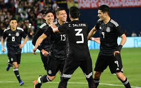 Na estreia de Tata Martino, México vence o Chile nos Estados Unidos -  Gazeta Esportiva