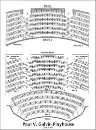 Herberger Institute Venues Seating Charts Herberger