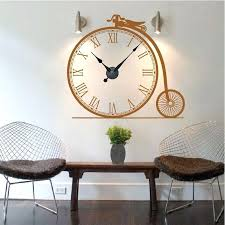 bicycle wall decal plus best clock wall decals images on clock wall wall clocks and wall decal bicycle wall art decal add