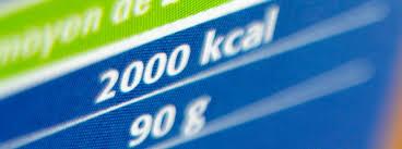 Täglicher kalorienbedarf erwachsene frau