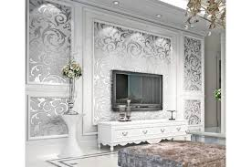 8 living room wallpapers to make your