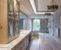 Tranquil Bathroom River Oaks Houston Texas Tranquil Spa Master Bathroom Remodel