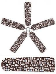 ceiling fan blade covers. coffee cup ceiling fan blade covers