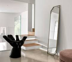 Modern mirrors for living room Dark Wall Wallmounted Mirror Freestanding Hanging Contemporary Archiexpo Contemporary Mirror Modern Mirror All Architecture And Design