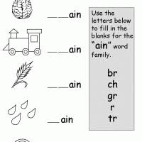 250 free phonics worksheets covering all 44 sounds, reading, spelling, sight words and sentences! Grade 1 Math Ain Phonics English Worksheets For Kindergarten Phonics Worksheets For Kids