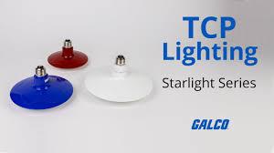 Tcp Lighting Distributors Tcp Lighting Starlight Series Led Lamps
