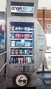 Gym Supplement Vending Machine Fascinating Buy Nutritional Supplements GYM SRQ Fitness Fuel Sarasota FL