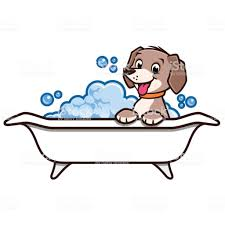 cartoon stock vector art more images of bathtub clipart