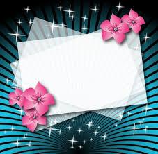 colorful frame border design. Perfect Frame Colorful Flower Frame Vector Blank Cardboard In Colorful Frame Border Design A