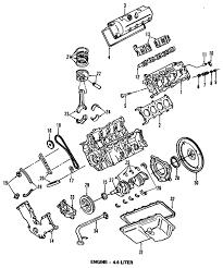 parts com® ford short block f150 4 6l 2 valve v8 partnumber 2008 ford crown victoria police interceptor v8 4 6 liter flex engine