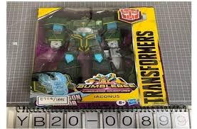 It came in three colors, yellow, red and blue. Cyberverse News Roundup With Images Of Iaconus Stealth Bumblebee And Arcee Toys Latest Episode Transformers