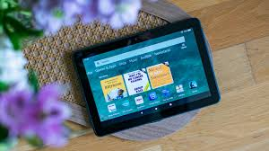Máy tính bảng FIRE HD 8 PLUS - 32GB - 2020 - Chính hãng Amazon - Xaha Store