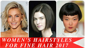 Hair Style For Asian Women womens hairstyles for fine hair 2017 youtube 8431 by wearticles.com