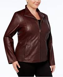 Cole Haan Jacket Size Chart Plus Size Leather Jacket