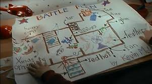 home alone poster battle plan. Simple Alone Kevin McCallisteru0027s  In Home Alone Poster Battle Plan