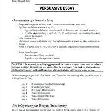 College Education Essay Example Of Persuasive Essay College Resume Header For Volunteer