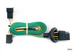 dodge caravan trailer wiring kits suspensionconnection com dodge caravan trailer wiring kit 1989 1990 by curt mfg 55493