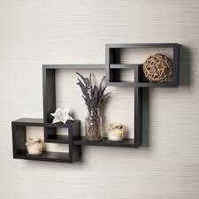 Impressive Decoration Wooden Shelves Wall Fancy Idea Excellent Ideas Upto  70 Off Buy ...