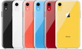 <b>Силиконовый чехол для</b> IPhone XR (прозрачный) • IStar Butik