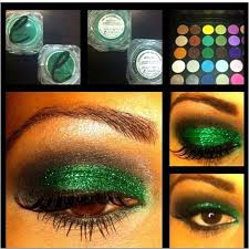evelyn lozada makeup line have her makeup line love it she s sponsored by mac so it s good quality next is her glitter wear