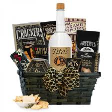 o s vodka gift basket