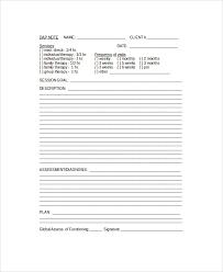 6 Sample Dap Notes Pdf Doc