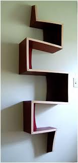 Zig Zag Bookcase By Aziz Sariyer Zig Zag Bookshelf Zigzag Bookcase  In Zigzag  Bookcase (