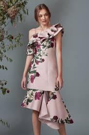 Night Lights Midi Dress Blush Floral