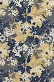 grey blue yellow rug