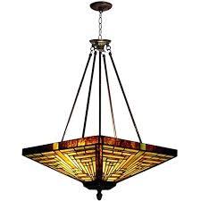 chandelier prairie style chandelier craftsman