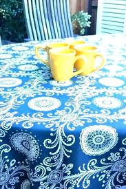 patio table covers with umbrella hole round fitted vinyl tablecloths with umbrella hole patio table tablecloths