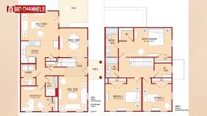 bedroom floor plan. Best 30 Home Design With 4 Bedroom Floor Plan Ideas