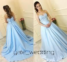 Light Blue Prom Dresses 2018 Baby Blue Prom Dresses Nini Dress