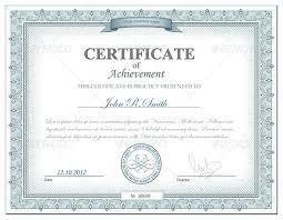 diploma template psd. Certificate Of Appreciation Psd Template Magnificent Certificate