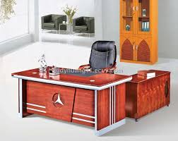 wooden office table. Wooden Office Desk ZH-1894 Table
