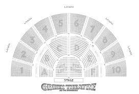 Greek Theatre Venue Information Another Planet Entertainment