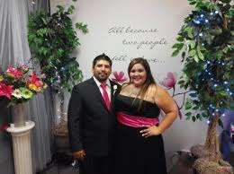 nicole and andrew at the courthouse wedding chapel in houston tx courthouse wedding chapel