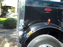 PETEY! Mike's 1963 Custom Peterbilt Pickup Truck 4x4! - YouTube