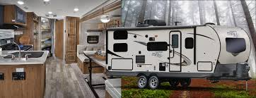 Travel trailers interior Luxury Travel Highland Ridge Rv Rockwood Mini Lite Travel Trailers By Forest River Rv