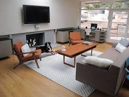 10 INSPIRING MID-CENTURY MODERN LIVING ROOMS | Mid century modern ...