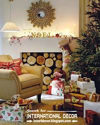 this is best christmas decorating ideas for fireplace mantel 2015