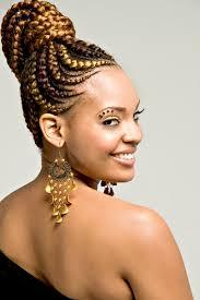 Comment Faire Une Tresse Africaine Natte Africaine Tuto