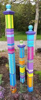 Diy Garden Best 25 Garden Art Ideas Only On Pinterest Diy Landscaping