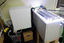 diy aquarium chiller from modified dehumidifier or air conditioner