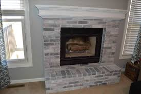 photo gallery fireplaces painted brick fireplace modern to warm your inspiration photo gallery fireplace trendy dry